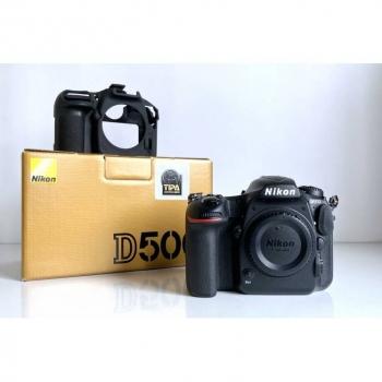 Nikon D500 (54364 déclenchements) + grip MB-D17