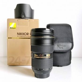 nikon AF-S 24-70 mm f/2.8 G ED