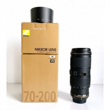 Nikon AF-S 70-200 mm f/4 G ED VR