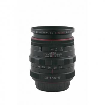 PENTAX 20-40/2.8-4 HD DA WR LTD