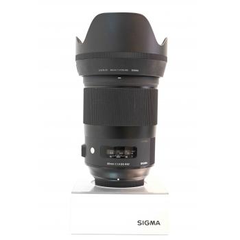 SIGMA DG 40mm F1.4 HSM ART (NIKON)