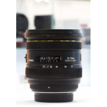 SIGMA 24-70 F/2.8 DG (PENTAX)