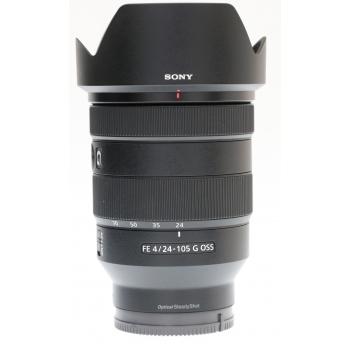 SONY 24-105 G F4 OSS