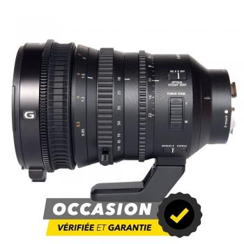 SONY E 18-110/4 G OSS VIDEO