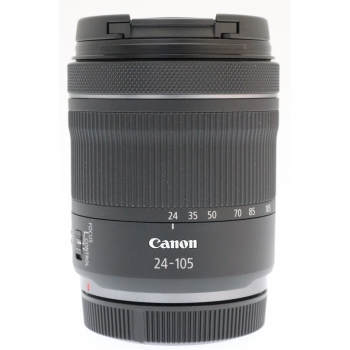 CANON RF 24-105 4-7.1 IS STM