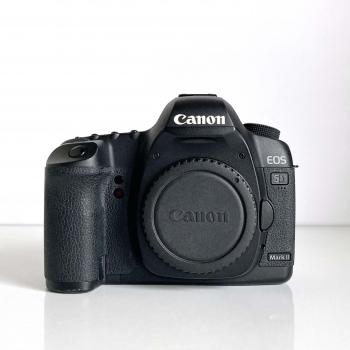 Canon EOS 5D mk II (5946 déclenchements
