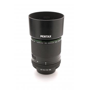 PENTAX PLM 55-300 F/4.5-6.3 ED