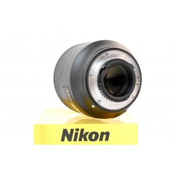 NIKON AFS 85mm F1.8 G