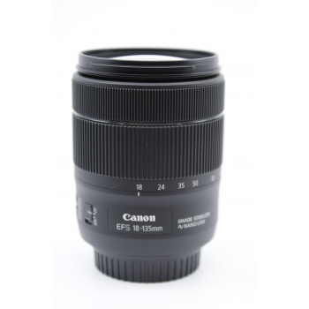 CANON EF-S 18-135 IS USM