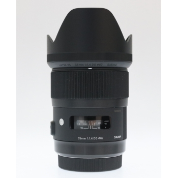 SIGMA OBJECTIF 35MM F1.4 - CANON