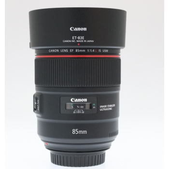 CANON OBJECTIF 85MM F1.4 L IS USM