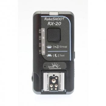 ROBOSHOOT 2XRX-20 + 1MX-20 FUJI (  Système Radio )
