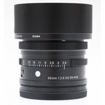 SIGMA 45MM F2.8 DG DN COMTEMPORARY