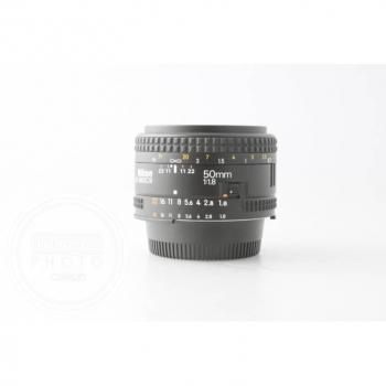 NIKON AF 50 MM F/ 1.8