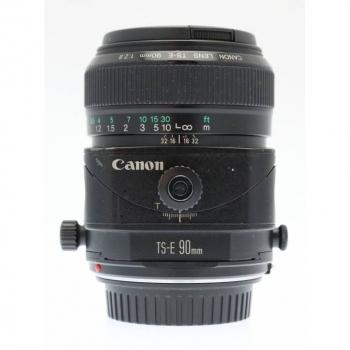 CANON OBJECTIF TS-E90/2.8
